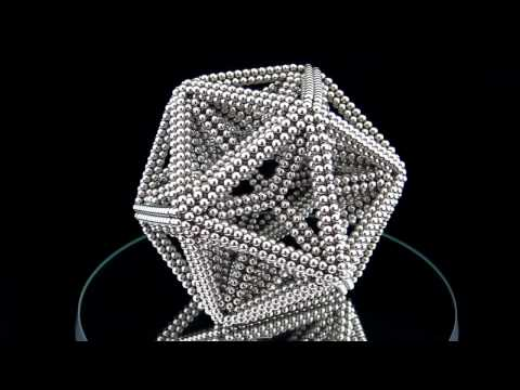 Great Dodecahedron (Zen Magnets)