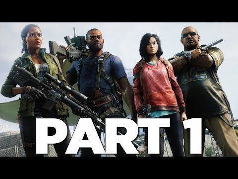 WORLD WAR Z Walkthrough Gameplay Part 1 - INTRO (WWZ Game)