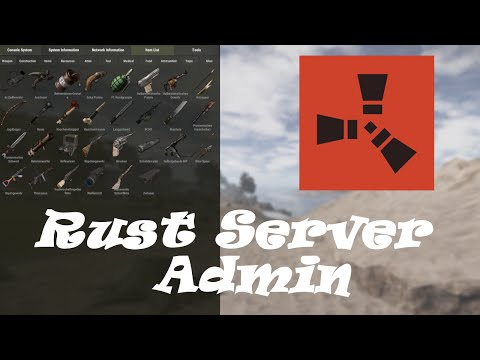 How to Add an Admin to a Rust Server by MCProHosting