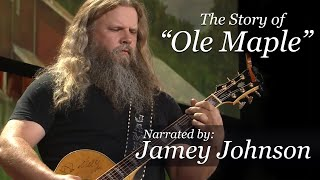 Jamey Johnson's Guitar - The Story of