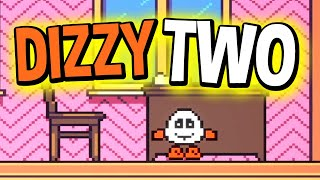 THIS IS ONE HARD GAME! (Dizzy Two) - CrazeLarious