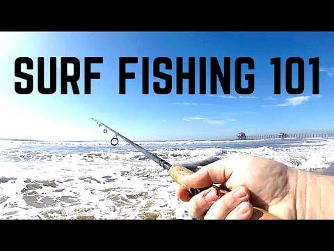 SURF FISHING 101