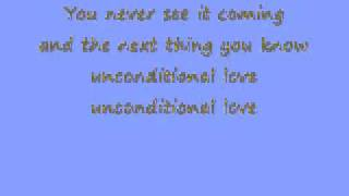 jah cure unconditional love lyrics