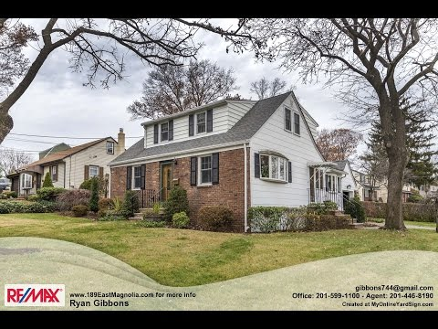189 East Magnolia Ave Maywood, NJ - Bergen County Real Estate