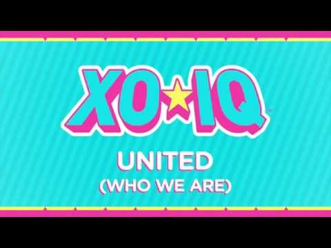 XO-IQ - United (Who We Are) [Official Audio | From the TV Series Make It Pop]