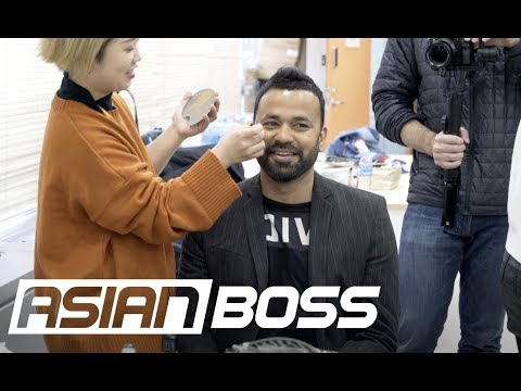 Meet Lucky: The Most Famous Indian In Korea | ASIAN BOSS