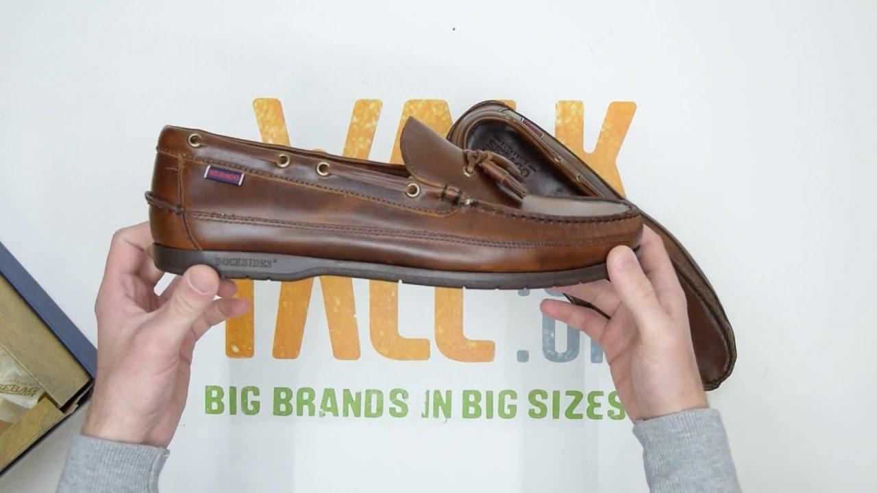 59f0b4adb3f90 Sebago Ketch - Brown - Walktall | Unboxing | Hands on - YouTube