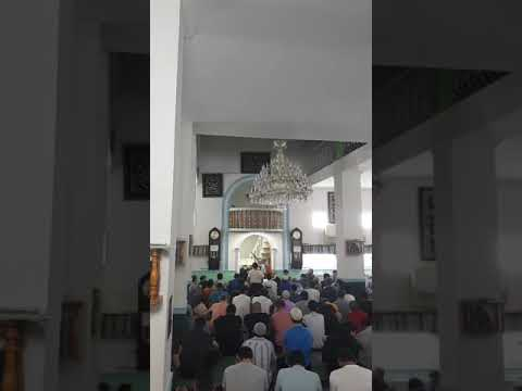 Тахаджуд намаз  г.Астрахань.  2. июня 2019 г. - 28. Рамадан 1440 х.  Красная мечеть-3  Большие Исады