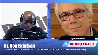 Psychologist Roy Eidelson on Political Mind Games & The Kavanaugh File Psychologist Roy Eidelson appea