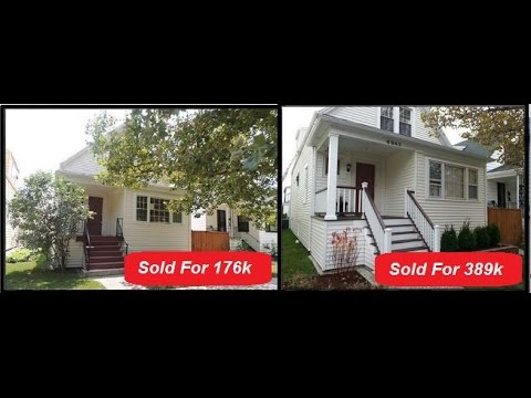 Fix and Flip Chicago Real Estate Investing