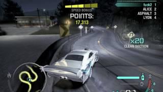Need For Speed Carbon Drift Journeymans Bane 868 471 ZV