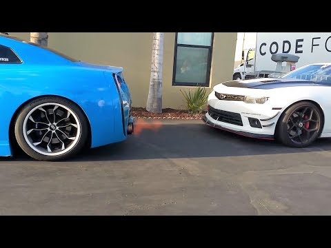 CRAZY REV BATTLES (FT. LOUD FLAMING GTR) | Protective Film Solutions Open House