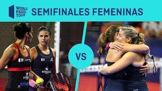 Resumen Semifinal Majo/Delfi VS Ari/Ale Estrella Damm Valencia Open 2019