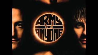 Watch Army Of Anyone Non Stop video