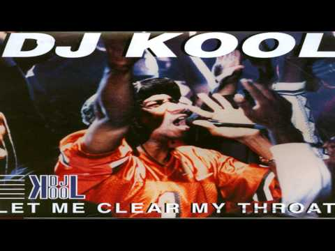 Dj Kool - Let Me Clear My Throat (Funkmaster Flex Remix)