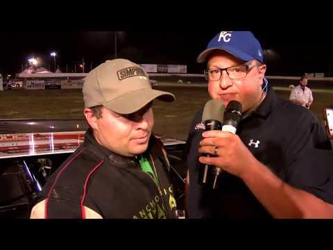 AFTERSHOCK: Humboldt Speedway 8/4/17