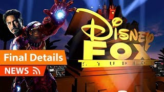 Disney & FOX Merger to be Finalized in next 10 Days