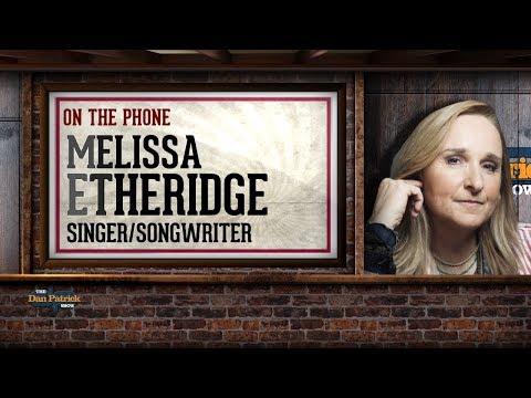 Melissa Etheridge Talks Fishing, Brad Pitt, Chiefs & More wDan Patrick  Full   101918