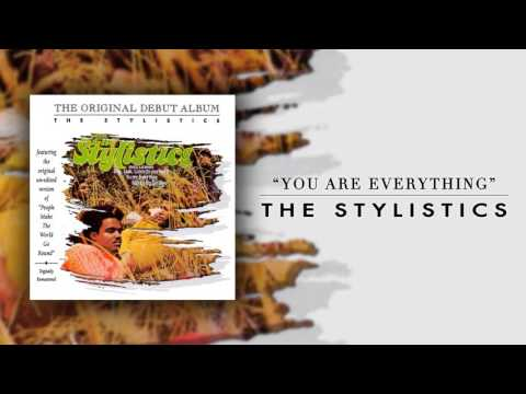 The Stylistics  - You Are Everything