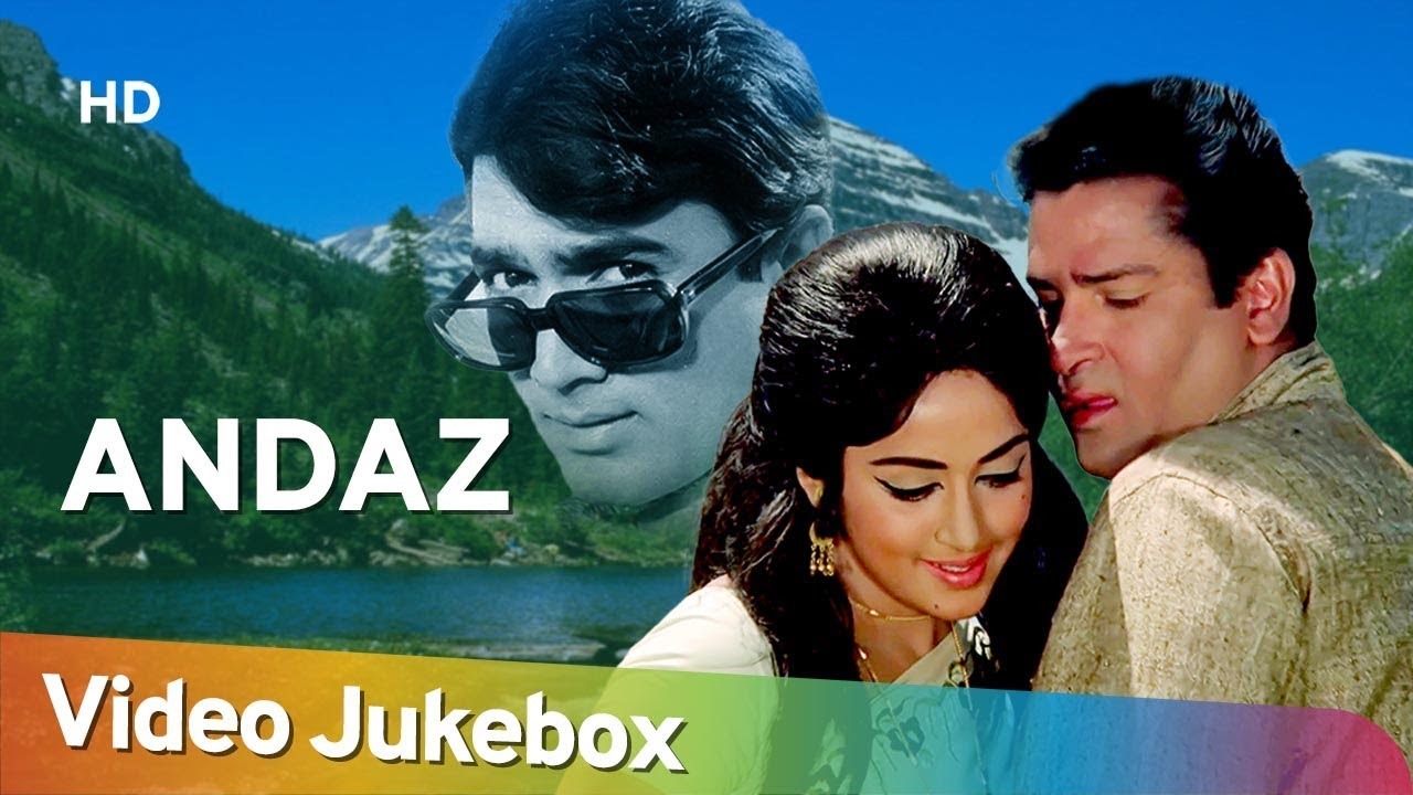 Download Andaz All Songs (1971) | Hema Malini | Shammi Kapoor | Rajesh Khanna | Blockbuster Hit Songs