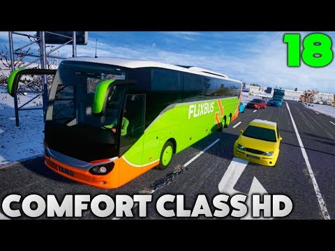 Fernbus Simulator Reloaded - Comfort Class HD (SETRA) to Leipzig - #18