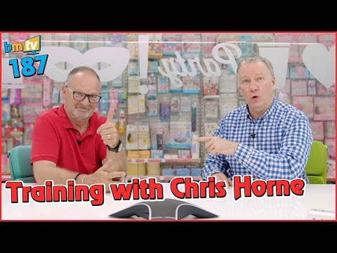 Chris Horne Training Announcement... Tuesday - BMTV 187