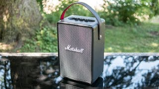 Marshall Tufton - review and sound demo