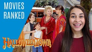 Every Halloweentown Movie Ranked From Worst To Best!