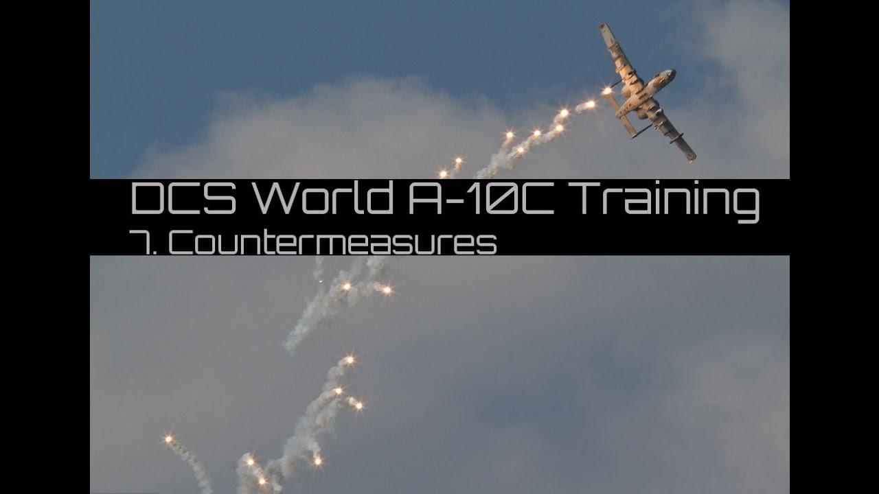 DCS World: A-10C  Training: Countermeasures