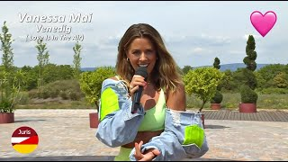 Vanessa Mai - Venedig (Love Is In The Air) ZDF-Fernsehgarten 19.07.2020