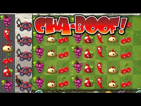 Plants Vs. Zombies 2 Gameplay BOOM CHALLENGE!