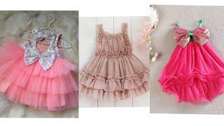 Trending Baby girl party wear …