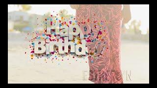 Estherlyn 20th Birthday Video Shoot