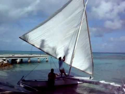 Marshall Islands - Ailuk Canoe - Part 2