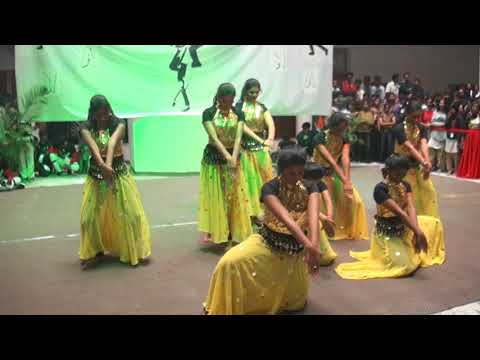 Inter Department Dance Competition | CSE girls Performance | Amrita School of Engineering