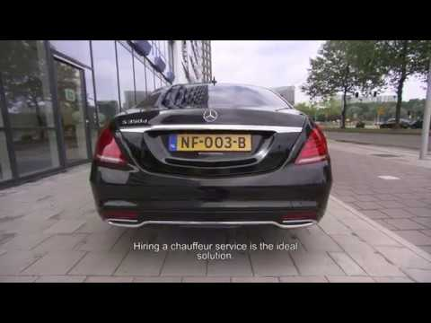 Bouwens Chauffeur Services, specialist in chauffeur driven luxury cars in Amsterdam, The Netherlands