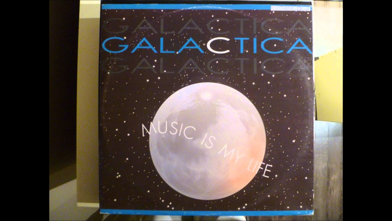 Galactica Music Is My Life Youtube