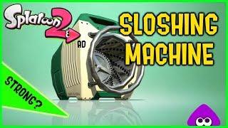 Sloshing Machine AD - Splatoon 2