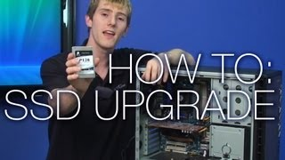Windows 7 install and SSD upgrade on Cameraman's PC (NCIX Tech Tips #65)