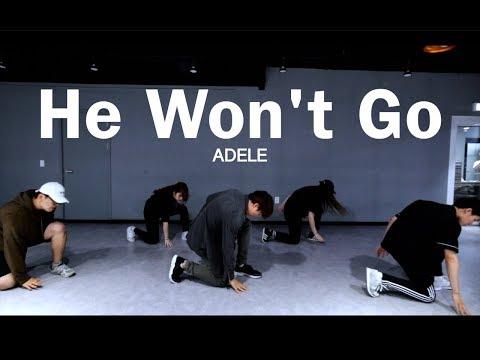 ADELE - He Won't Go l Choreography @CM @1997DANCESTUDIO