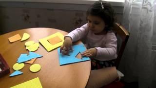 занятия об окружающем мире для детей 3 лет