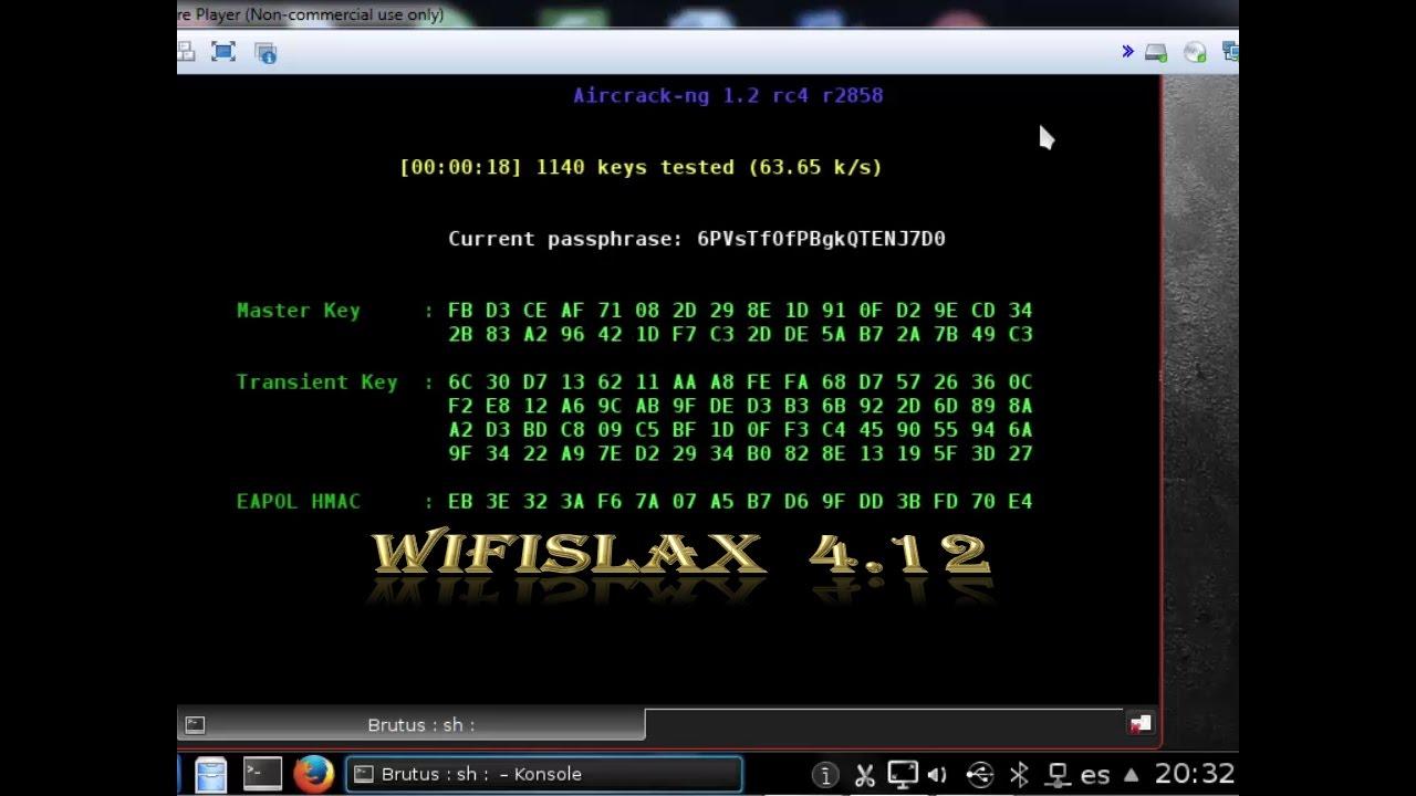 Descargar Wifislax gratis - última versión