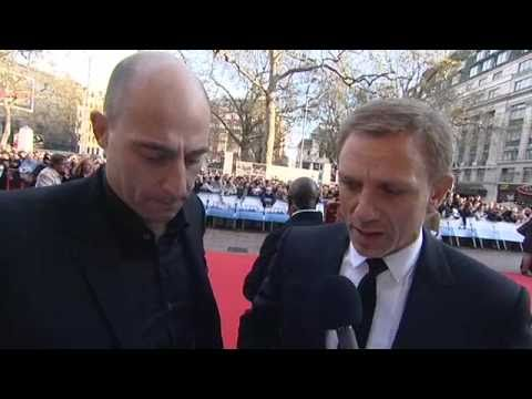 Flashbacks of a Fool UK World Premiere shot by ShootTV