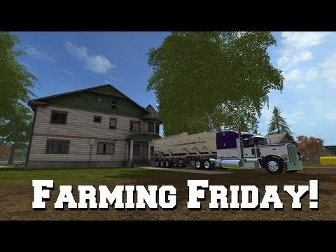 Farming Friday for Charity! (Farming Simulator 17 l PC)