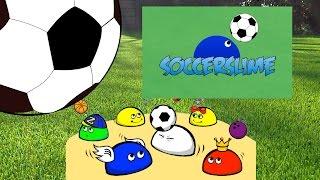 Video Slime Soccer world cup - HD flash version download MP3, 3GP, MP4, WEBM, AVI, FLV Januari 2018