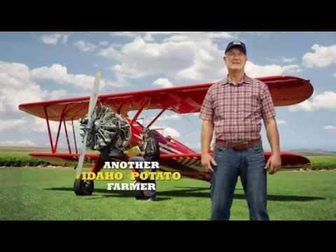 Flying Farmers!