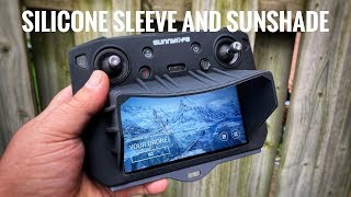 DJI Smart Controller Silicone Sleeve and Sunshade