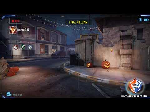 เมื่อ Gen-E Ball อยากเป็น Pro player Call Of Duty VOTE เกมแข่งกับ Gen-esports ชิงเงินบึ้ม!!