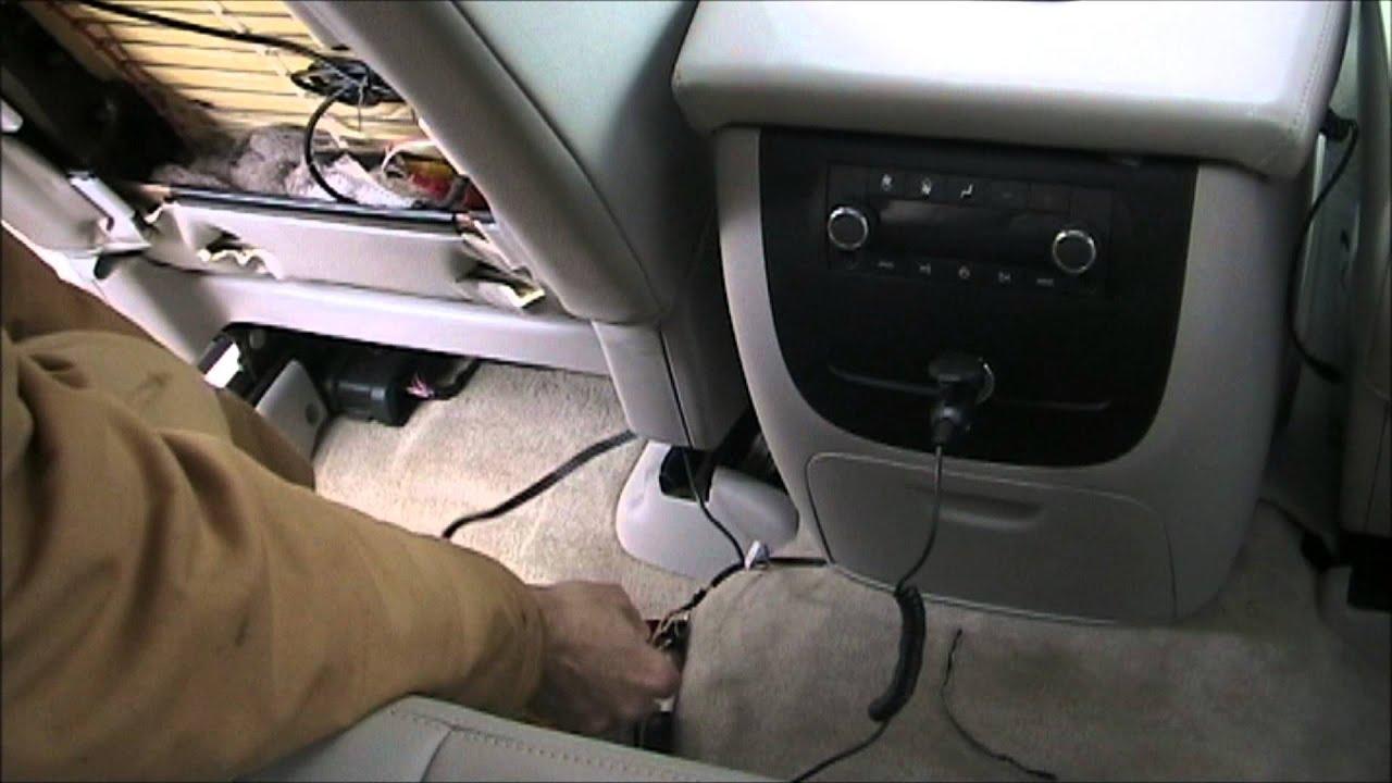 Headrest Dvd Wiring Diagram