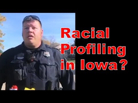 West Des Moines Police Accused of Racial Profiling